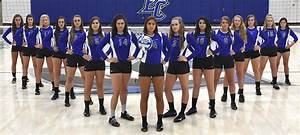 Elizabethtown Athletics - 2017 Women's Volleyball Roster