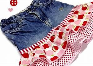 Nähen Aus Alten Jeans : rock aus einer alten jeans diy love aus alt mach neu ~ Frokenaadalensverden.com Haus und Dekorationen