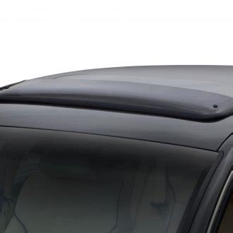 subaru outback sunroof visors roof wind deflectors