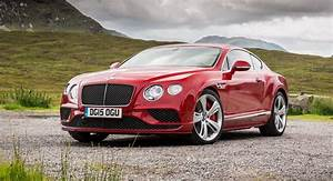 Bentley Continental Gt Speed : 2016 bentley continental gt speed proves its 206mph vmax ~ Gottalentnigeria.com Avis de Voitures