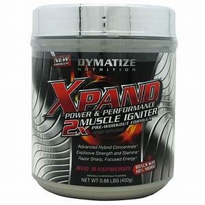 Dymatize Xpand 2x Explosive Strenght  U0026 Stamina  Focused Energy  Pre