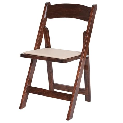 fruitwood folding chair houston tx event rentals