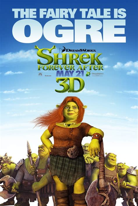 shrek 4 trailer