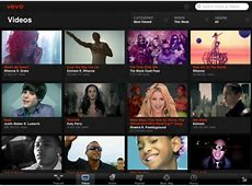 VEVO Releases Music Video App for the iPad iClarified
