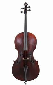 Historic English Cello  19th Century
