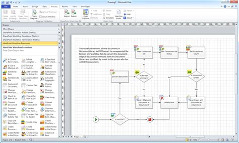 images  microsoft workflow diagram template