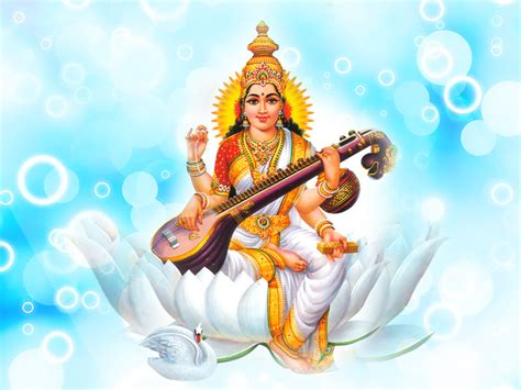 Animated Goddess Saraswati Wallpaper - sarashwathi god wallpapers kalaimagal god desktop