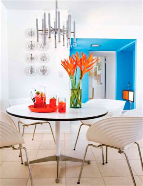 palm springs dining room