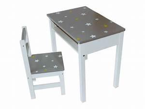 Table Enfant Avec Rangement : set de bureau enfant chaise stars vente de petit rangement enfant conforama ~ Melissatoandfro.com Idées de Décoration