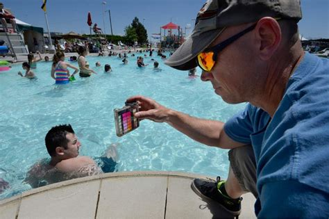 Don't Drink Pool Water, Say County Health Officials