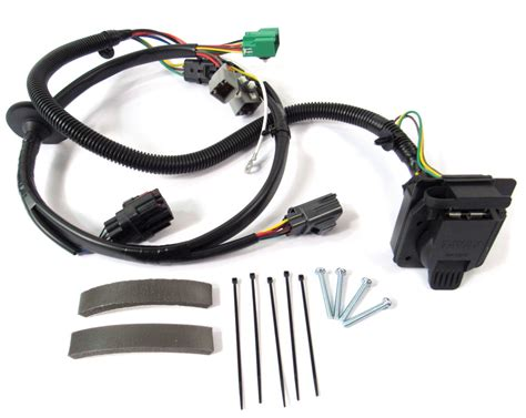 range rover sport trailer wiring kit part ywj500170 2006 2009