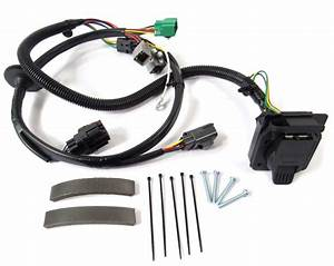 Range Rover Sport Trailer Wiring Kit  Part   Ywj500170   2006