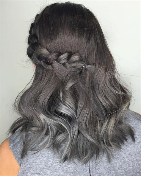 Silver And Gray Hair 130 Free Hair Color Pictures