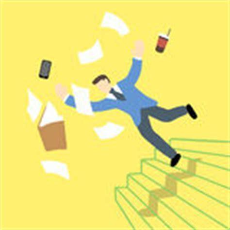accident d escalier stock illustrations vecteurs
