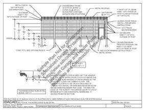 construction house plans pole barn plans sds plans