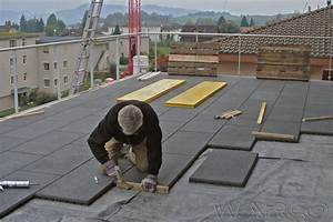 étanchéité Terrasse Carrelée : attrayant etancheite toit terrasse carrelage 4 montage ~ Premium-room.com Idées de Décoration
