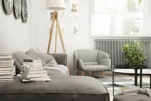 Lampadaire Salon Scandinave : d co style scandinave de 10 appartements d architecte ~ Teatrodelosmanantiales.com Idées de Décoration