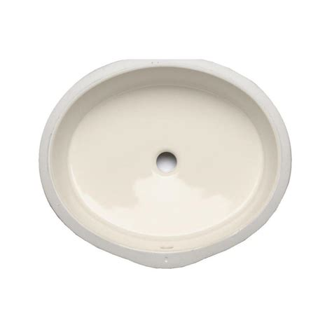 kohler verticyl oval vitreous china undermount bathroom