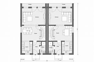 Modernes Doppelhaus SchwrerHaus