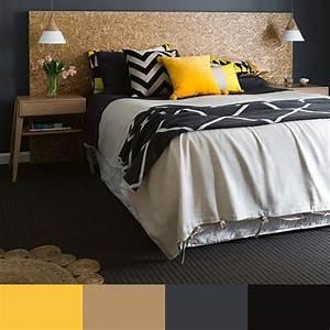 Ložnice barevné kombinace
