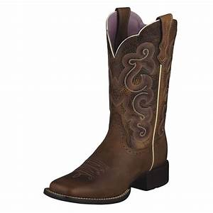 pungo ridge ariat quickdraw boots badlands brown With ariat womens cowboy boots sale