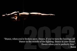 Dance Quote Nat... Fitness Movement Quotes