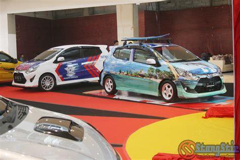 Modifikasi New Agya gambar modifikasi mobil toyota agya modif mobil