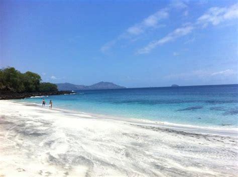 foto de white sand beach karangasem la  belle plage