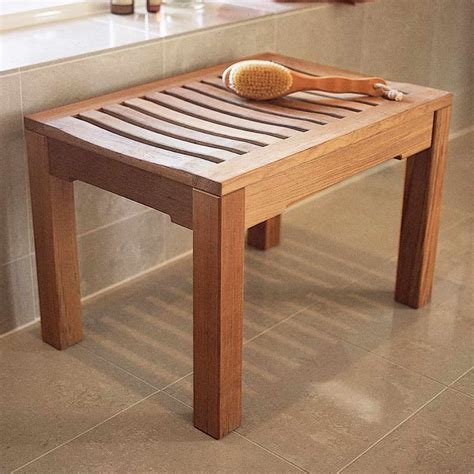 wood shower benches top tips  care   household