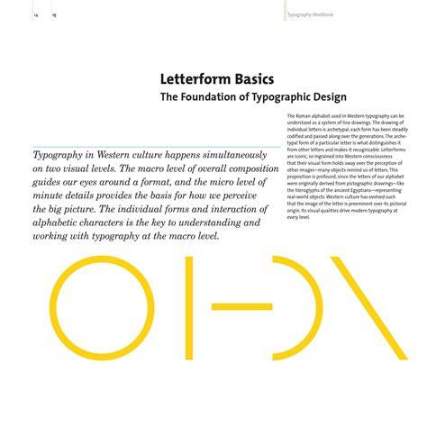 typography workbook by justin feroz issuu