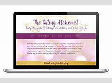 Website and Wordpress Blog Design for Dating Coach