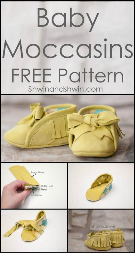 diy baby shoes   patterns  tutorials diy