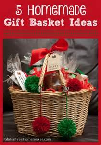 pasta gift basket 5 gift basket ideas gluten free homemaker