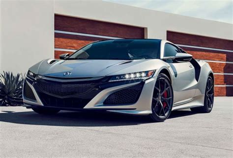 2019 Acura NSX : 2019 Acura Nsx Price, 0-60, Msrp, Interior, Review