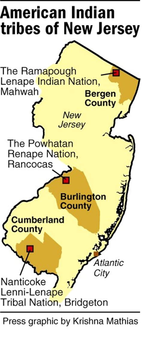 Bill To Recognize Indian Tribes In New Jersey Stalls Amid