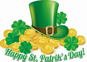 Wallpaper clipart st patricks day - Pencil and in color ...