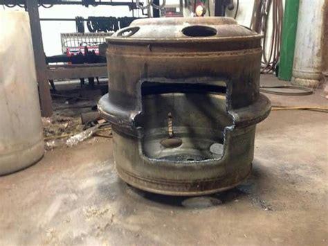 making     fire pits  transport rims