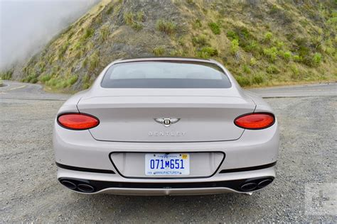 bentley continental gt  coupe  drive review
