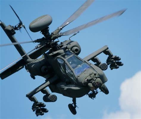 L'inde Va Acheter Des Hélicoptères Apache Et Chinook