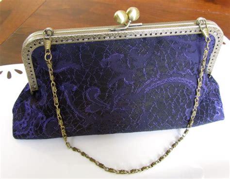 Sale*** Purple Bridal Clutche