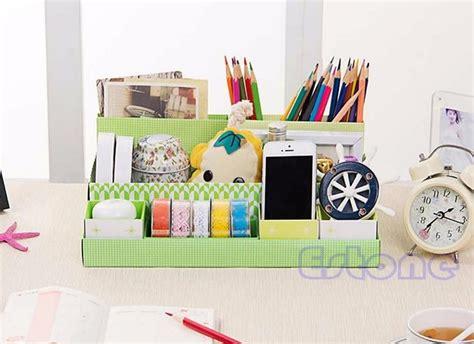 storage idea for small bathroom diy desk organizer tray ideas