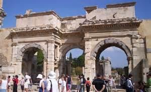 Ancient Temple of Artemis at Ephesus