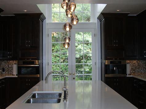 glass bubbles chandelier design ideas