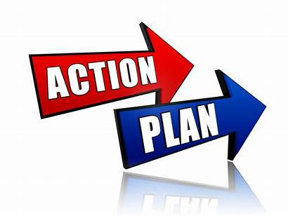 Action Plan Plans Marketing Clipart Word 3d