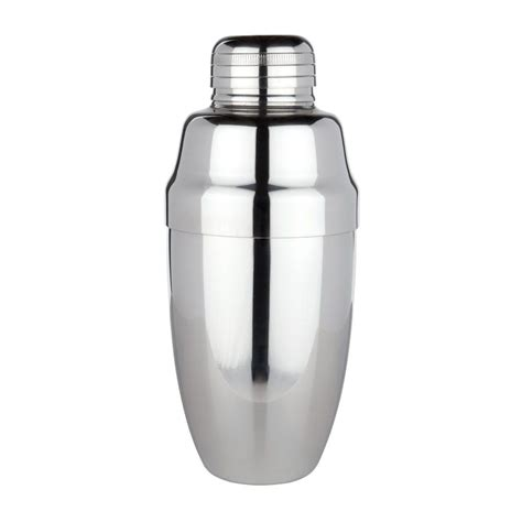 cocktail shaker viski professional heavyweight cocktail shaker 17 oz