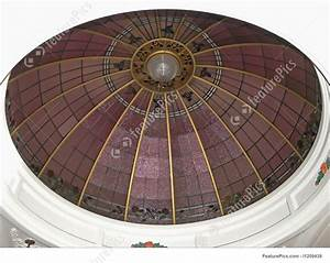 Art deco ceiling lights nz : Art deco ceiling dome stock photograph i at featurepics