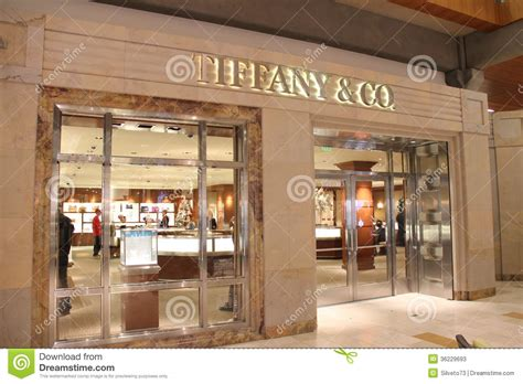 Tiffany Store Editorial Stock Photo Jewelry Tv Clearance Custom Winston Salem Nc Ceo Uk Tools Stamps From Reign Show Los Angeles Ca