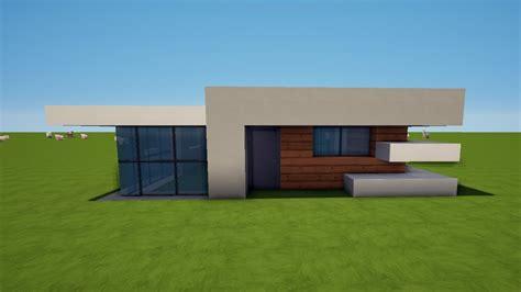 Kleines Modernes Minecraft Haus Bauen Tutorial [haus 67