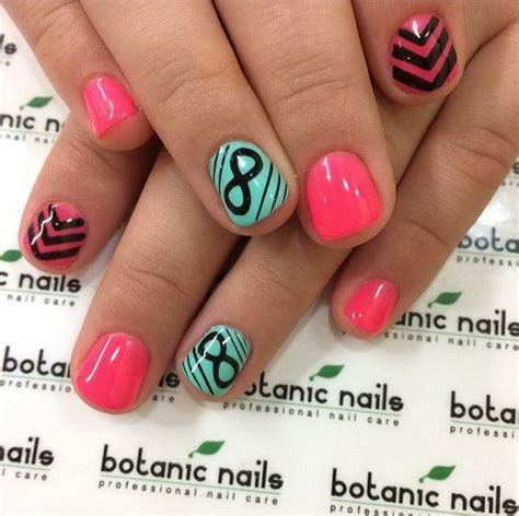 infinity nail designs hative