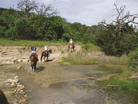 west ranch horseback 1077 texas guest riding bandera dude hill country duderanch highlights